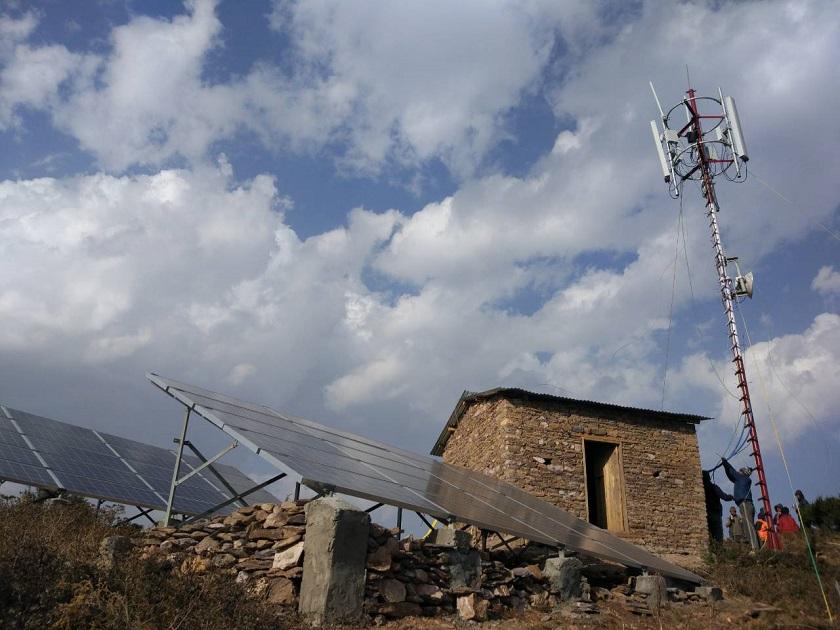 बागलुङको ढोरपाटन र डोल्पामा जिएसएम मोबाइल सेवा सुरु