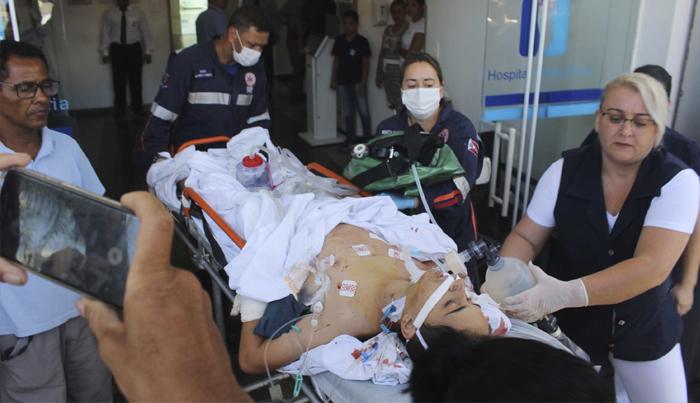 Brazil School Shooting Leaves 10 Dead | Ratopati | No 1 Nepali News
