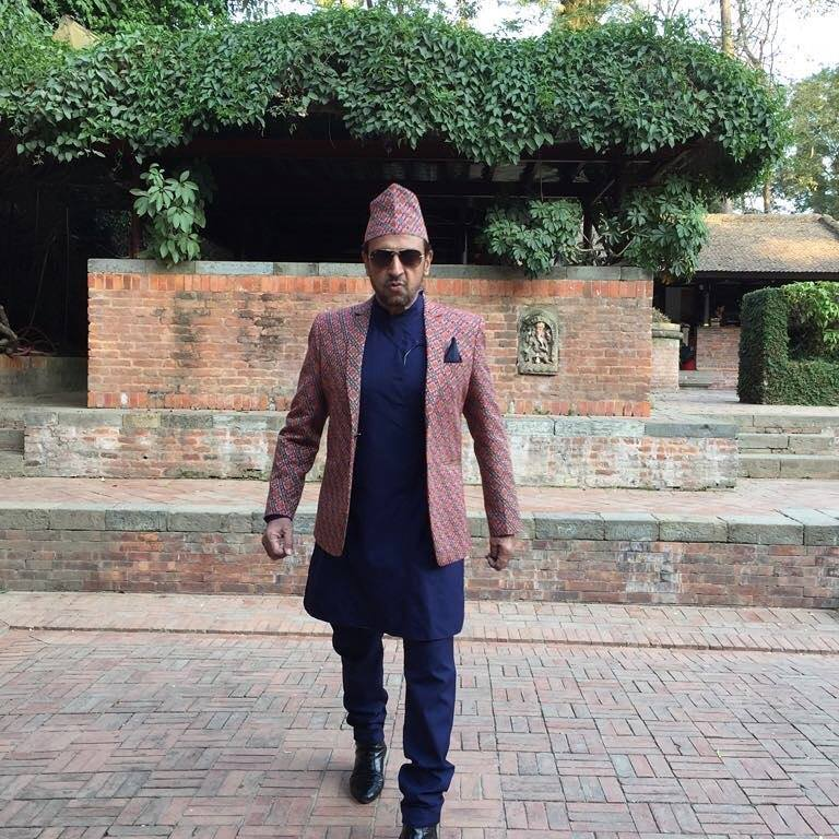 बलिउडका 'ब्याड म्यान' गुल्सन ग्रोबर काठमाडौँमा, नेपाली चलचित्र खेल्ने