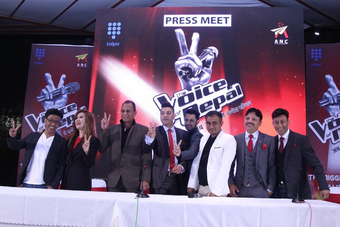 गायन प्रतिभा छान्न 'द भ्वाईस अफ नेपाल'को घोषणा