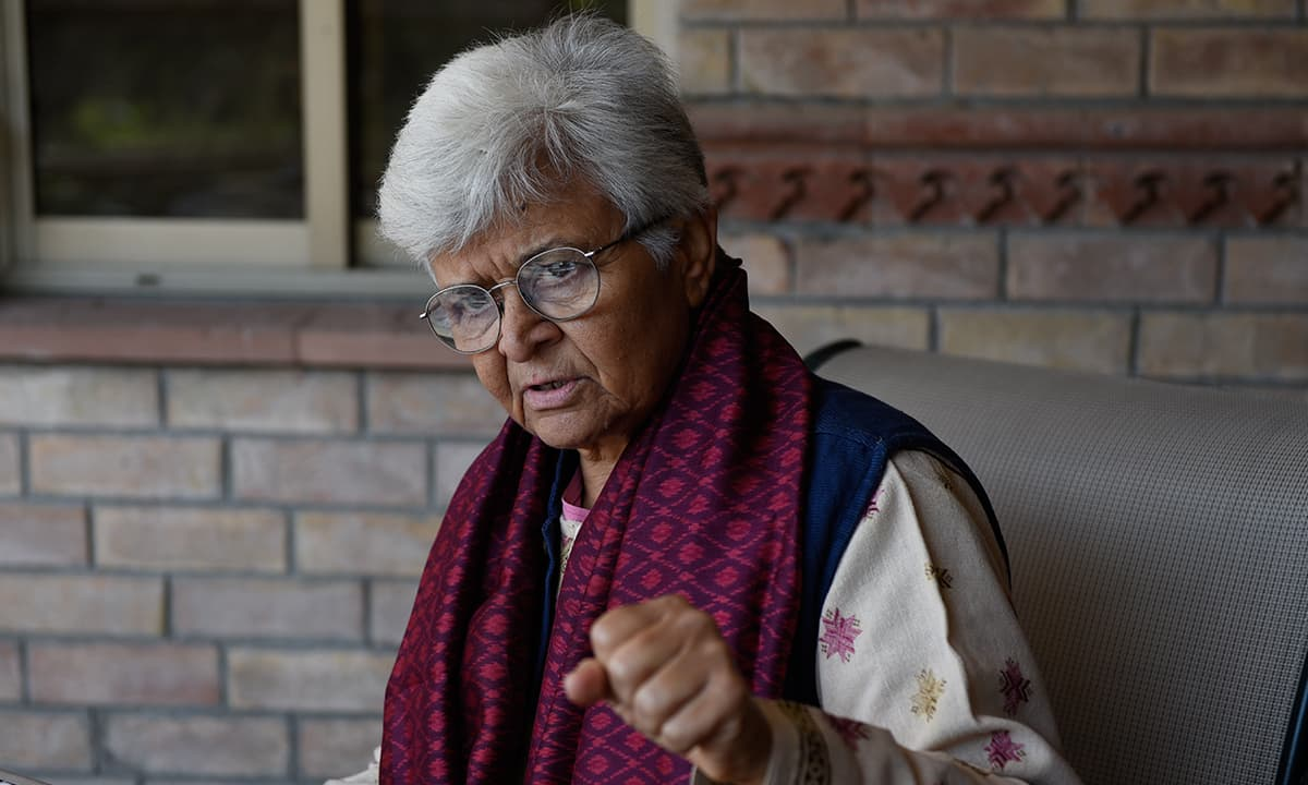 "kamala bhasin ""movement is a larger thing"": an interview with kamla bhasin interviewer's note: kamla bhasin is a renowned feminist activist and gender trainer in south asia."
