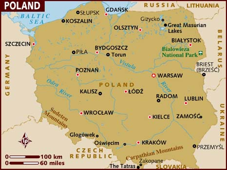 Southern Poland Map.For Poland S Mining Region Coal Remains A Way Of Life Ratopati