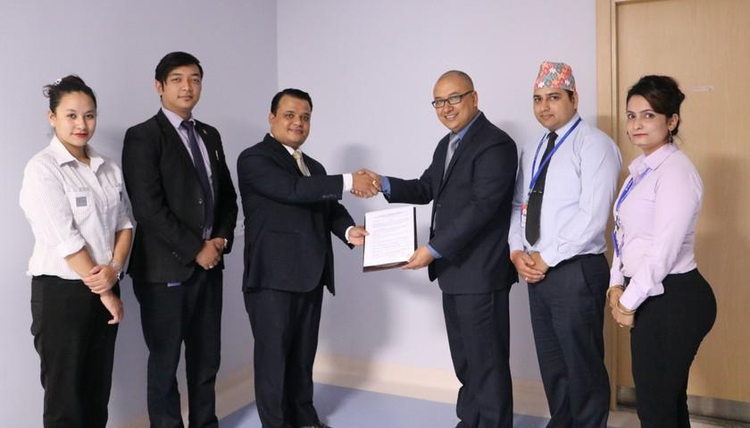 गण्डकी विकास बैंकका ग्राहकहरुले नेपाल मेडिसिटी हस्पिटलबाट छुट पाउने