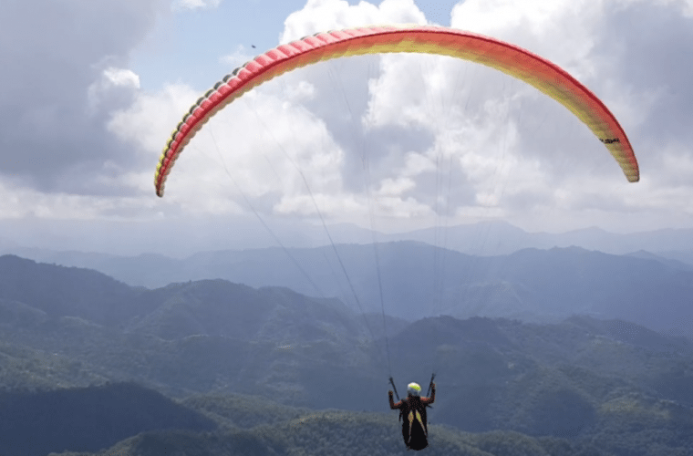Paragliding Pilot Seriously Injured In Accident | Ratopati | No 1