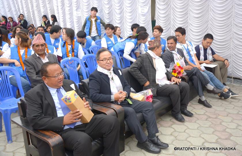 सामसङको युवा लक्षित विभिन्न कार्यक्रम सम्पन्न : नयाँ पुस्ता सक्षम हुने विश्वास