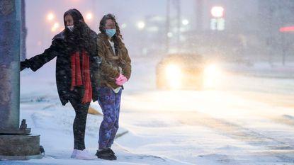 At least 20 die during winter storms across U.S.