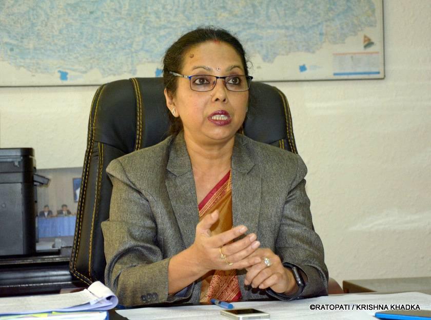 स्थानीय तहसँग कसरी अघि बढ्ने अध्ययन गरिरहेका छौँ : टेलिकम प्रबन्ध निर्देशक कामिनी राजभण्डारी