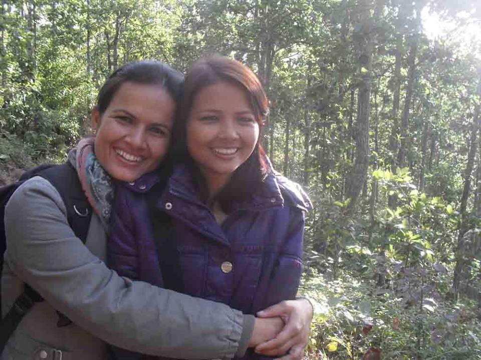 एक महिला पत्रकार दुई भारी : अगाडि क्यामरा पछाडि छोरी 7
