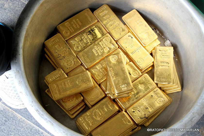 33 kg gold scam: Six sentenced to life in prison » Meroshare