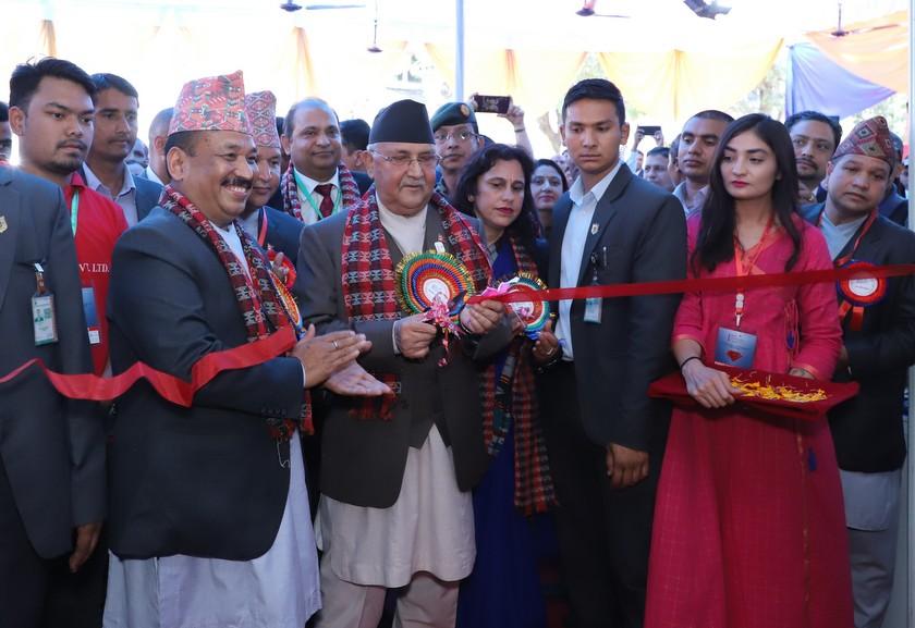 नेपाल अन्तर्राष्ट्रिय जेम एण्ड ज्वेलरी एक्स्पो सुरु