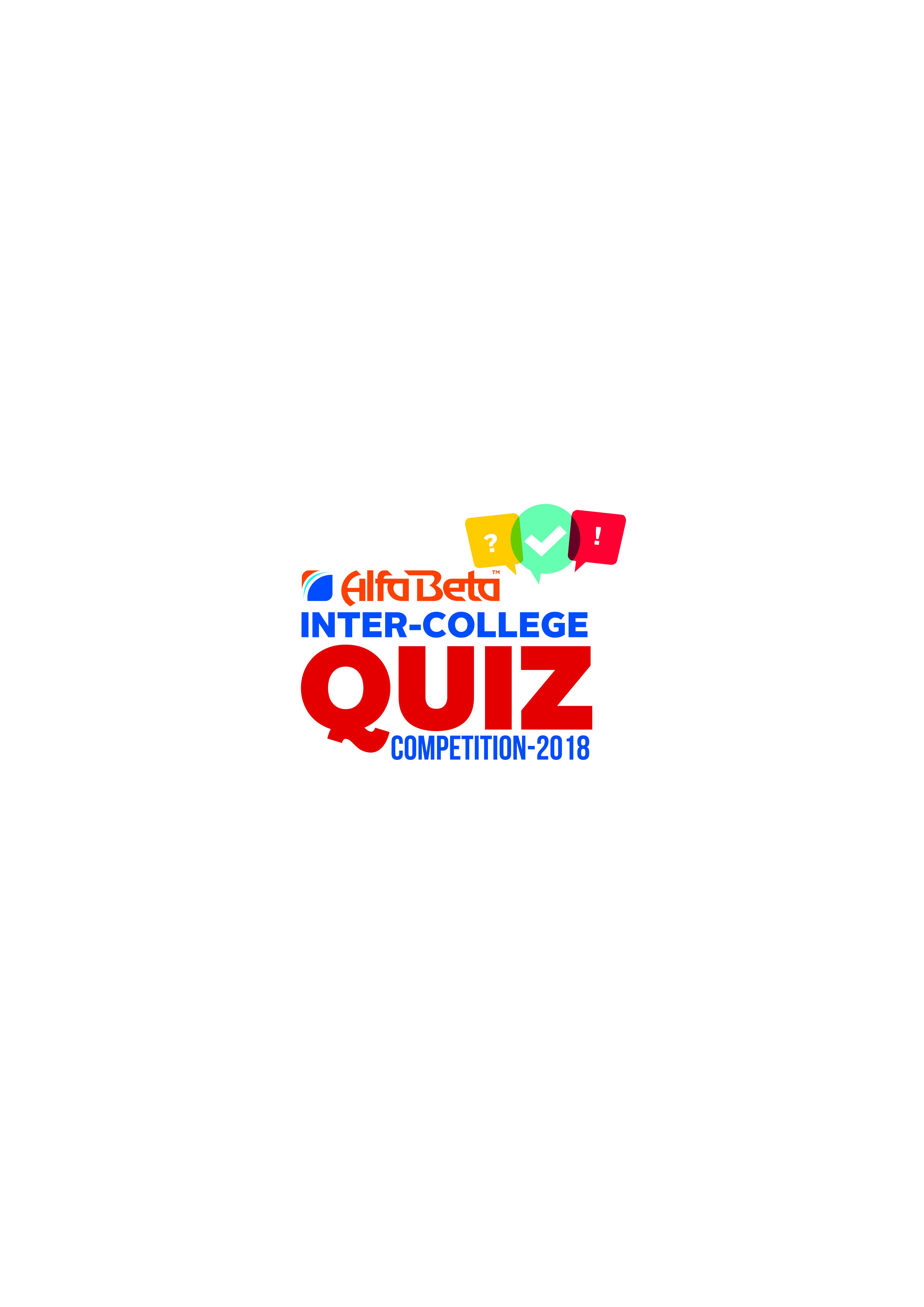 अल्फा बिटा इन्टर कलेज क्वीज प्रतियोगिता : आज सेमीफाइनल तथा फाइनल
