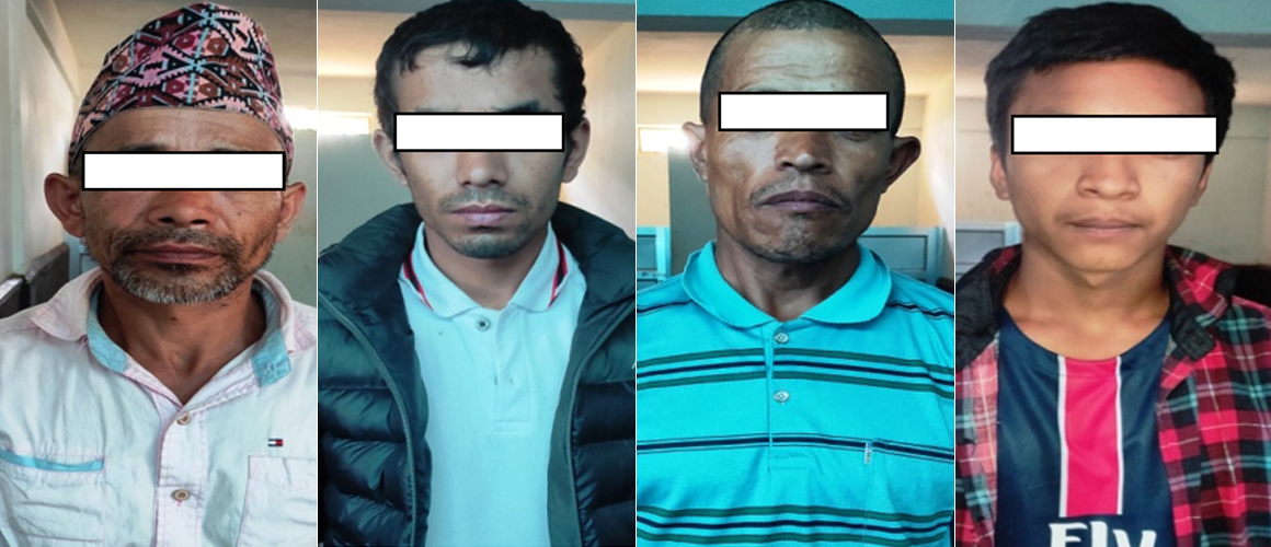 Sankhuwasabha Murder Case: Four of five accused remanded in custody for initial probe » Meroshare
