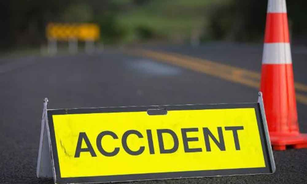 Scooter Rider Killed In Road Accident | Ratopati | No.1 Nepali ...