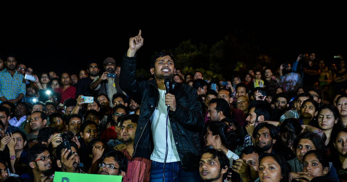 kanhaiya kumars post bail speech - 1200×630