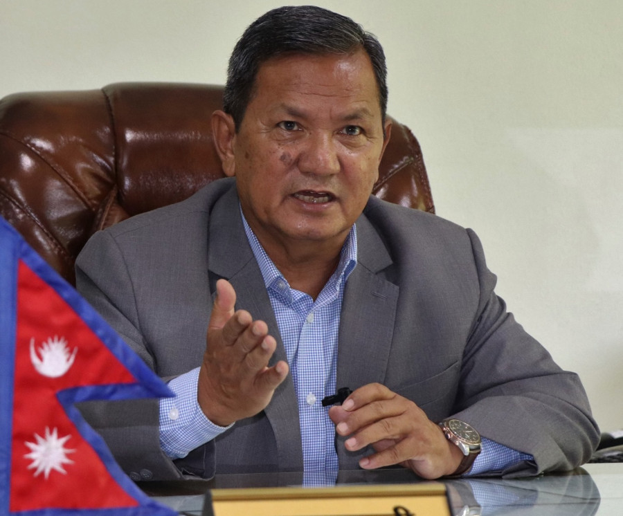 Province Chief Gurung's message on Constitution Day » Meroshare