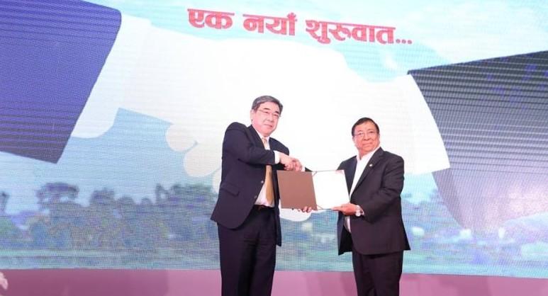 एसएमएल ईसुजु इन्डिया र गोल्डफिश इन्टरनेशनलबीच साझेदारी