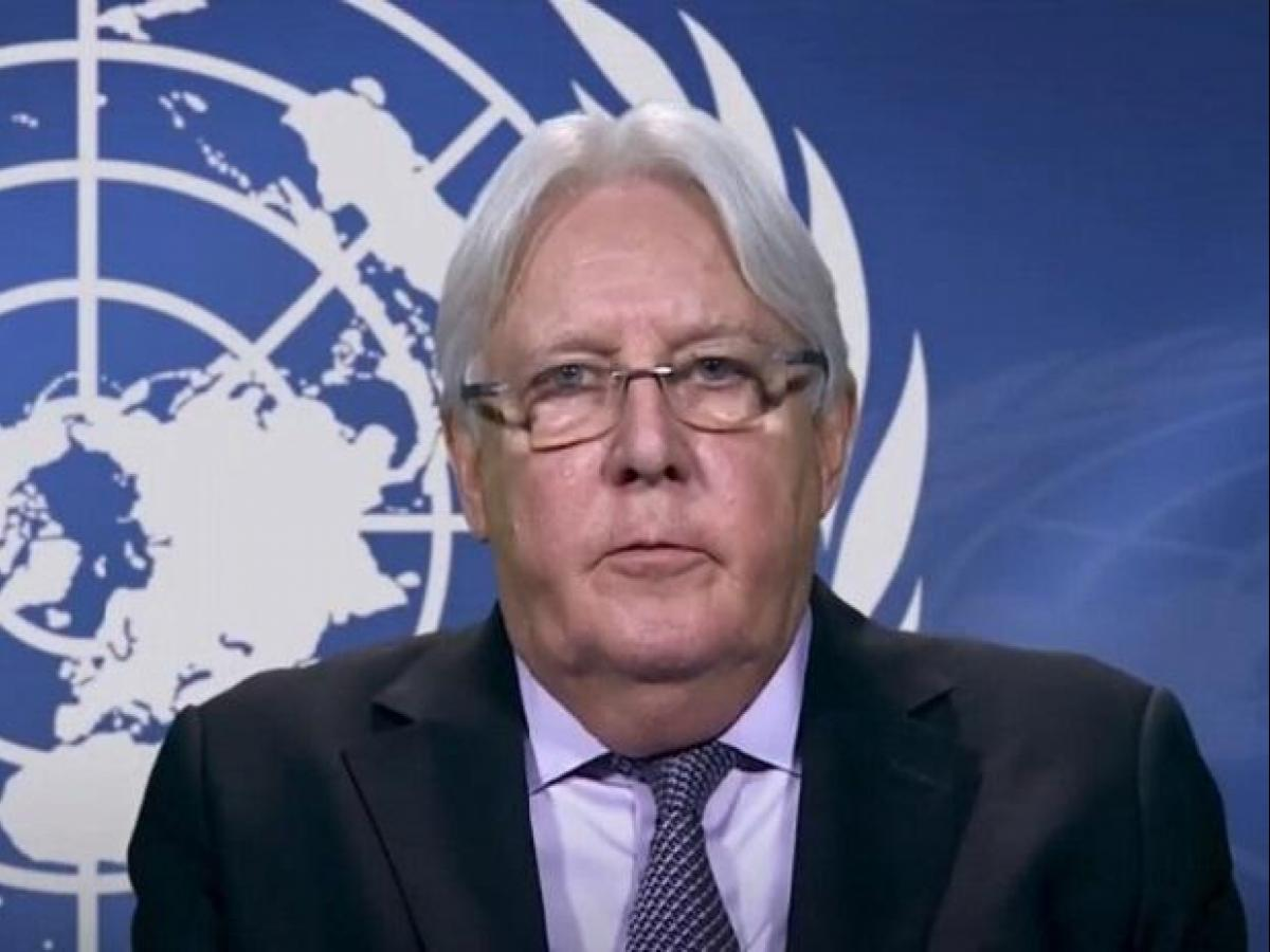 UN humanitarian chief warns of worsening situation in Syria » Meroshare